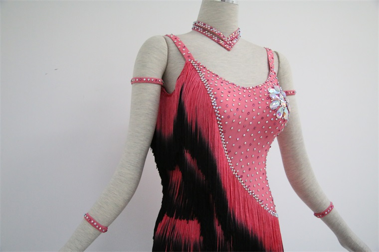 Red Salsa Dress