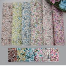 Hochwertiges 100% Polyester bedrucktes Mikrofaser-Material für Heimtextilien