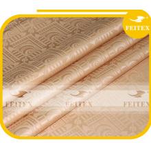FEITEX Guinée brocade shadda bazin riche 10 mètres / sac de haute qualité 100% coton en gros de style africain tissu