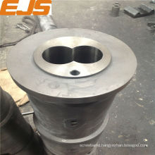 38Crmoala extrusion Conical Twin Screw Barrel