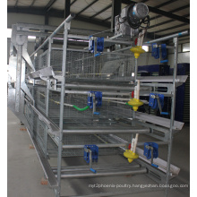 Poultry Farming Equipment New Broiler Chicken Battery Cage