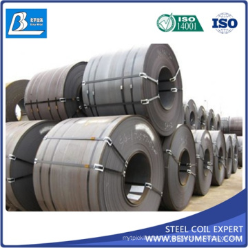 Hot Rolled Steel Coil SPHC HRC SAE1010 JIS Ss400