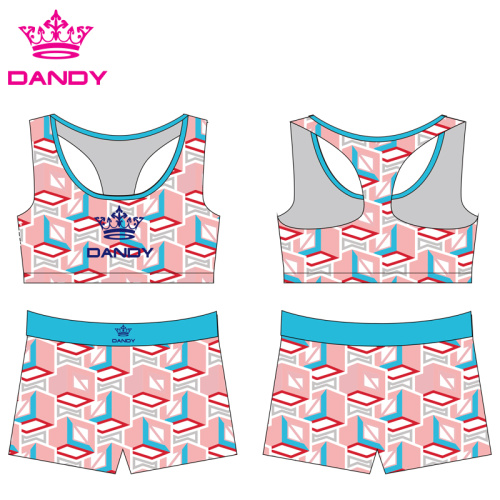 Custom Cheer Practice Wear για γυναίκες