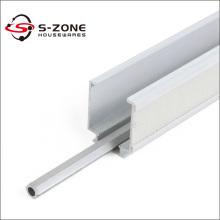 Aluminum best price folding roman blinds parts on sale