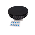 Custom Medical Clear Pill Capsule Blister Pack Tray