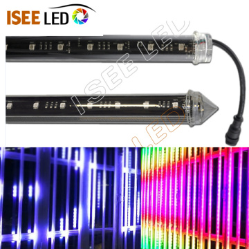 Tube LED DMX 3D de scène compatible 2M Madrix