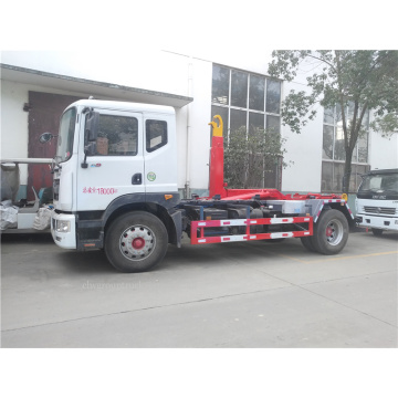Dongfeng garbage truck to collect municipal solid waste