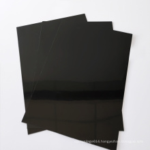 Good Quality 0.5mm Thermoforming Black Plastic PP Sheet