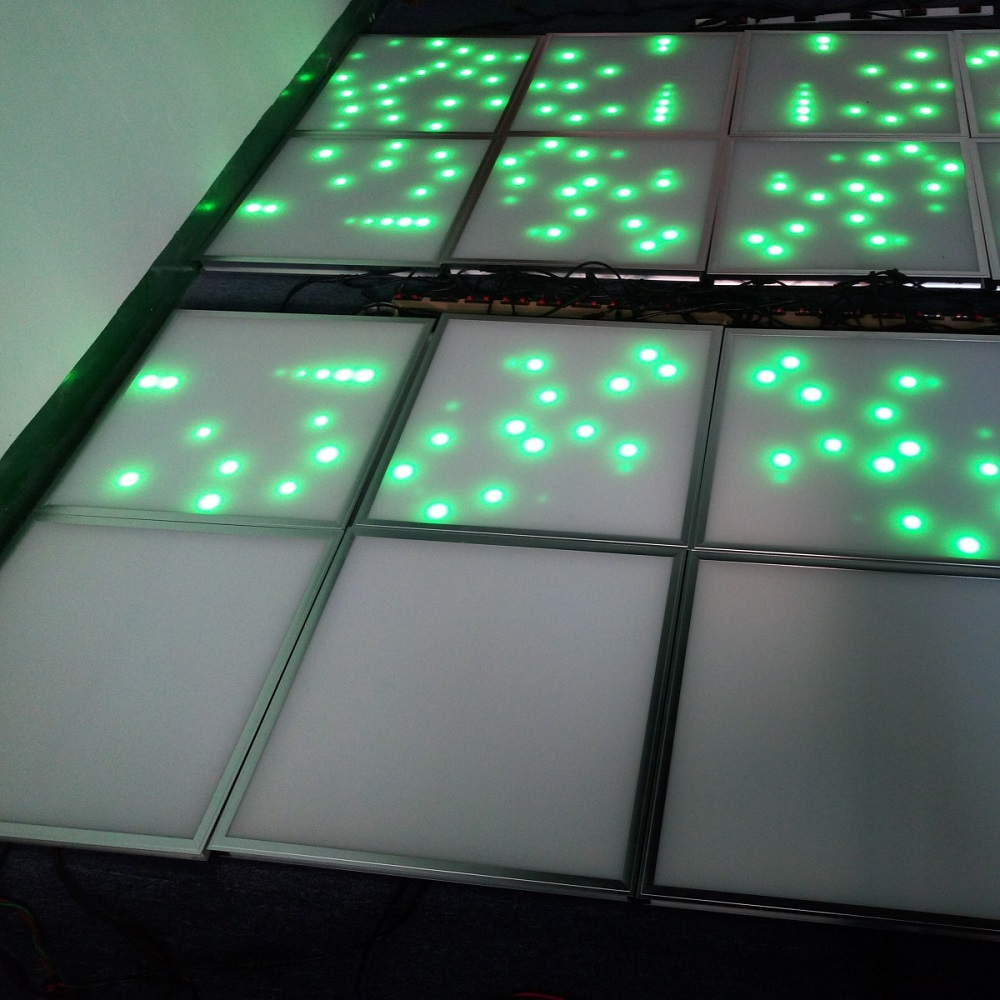RGB LED Panel Light 600x600