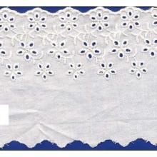 Ilhós bordado laço por laço de padrões de design acessórios/nova senhora / atraente tela do laço bordada