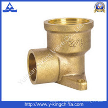 Brass Pipe Fitting with Female Elbow (YD-6023)