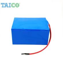 7s4p 24v 13ah 18650 Backpack Laser Ternary Lithium Battery With Dc-dc Voltage Regulator