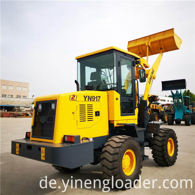 Small Front End Loader