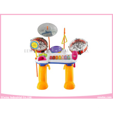 Music Keyboard Toys with Jazz Drum (non-electric)