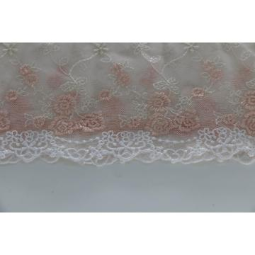 Water-Soluble decorative cotton lace trim