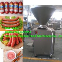 Vakuum Wurst Filler / Automatische Wurst Filler / Wurst Stuffer