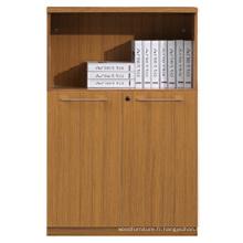 Cabinet de remplissage de meubles de bureau avec étagère (FOH-ECW082)