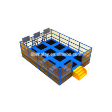 Professional Manufacturer Hot Selling Cheap Rectangle Trampolines