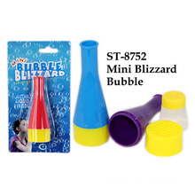 Funny Mini Blizzard Bubble Toy