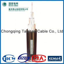 Professional Factory Supply!! High Purity pe xpe bundled aerial insulated cable