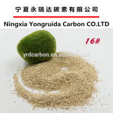 Manufacturer price 16# corn cob granule for polishing