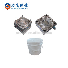 Factory Manufacturing High Quality Plastic Paint Bucket Mould Paint And Water Pail Plastic Bucket Mould Plastic Mould