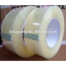 Proveedor de oro del mercado de China para BOPP cinta de embalaje cinta de sellado de cartón