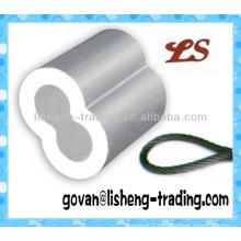 High test US type Aluminium Hourglass Sleeves