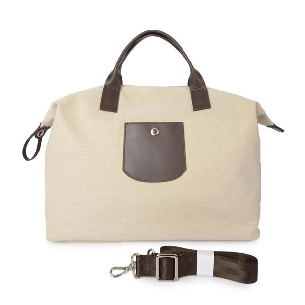 leather travel custom canvas leather duffle bag