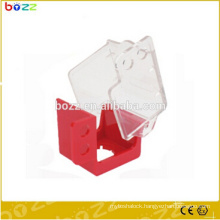 Durable PC Material Emergency Stop Lockout
