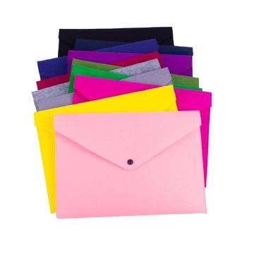 pasta de arquivo de papelão personalizado