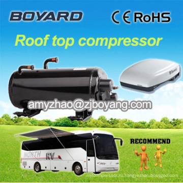 Rv caravan bench кондиционер с горизонтальным rv ротационным компрессором