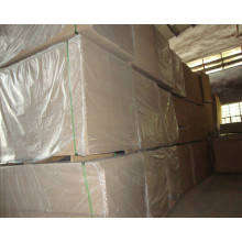 Good Quality Melamine/Plain MDF Board (medium density fiberboard) for Furniture