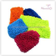 Gants de nettoyage de Chenille de 17 * 23cm (pour la voiture, le ménage, la cuisine, etc.)