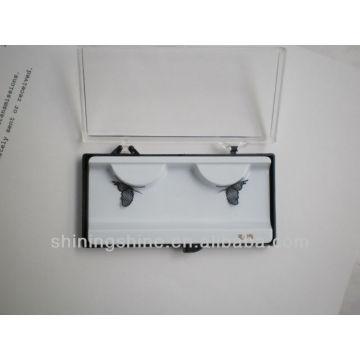 2016 hot design false fake paper eyelashes for extension