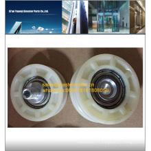 Rouleau de porte d'ascenseur Rouleau de porte ThyssenKrupp 56 * 12 * 6202 pièces d'ascenseur