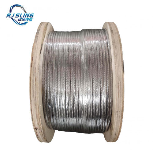 "1x19 Dia.1 / 32 ""-3/8"" Aircaraft Steel Cable"