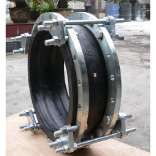 Rubber Expansion Joint with Tie Rods