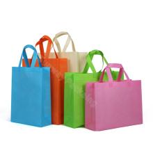 Farbige nicht gewebte Einkaufstasche
