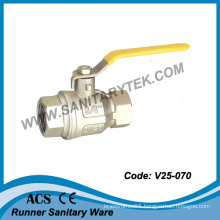 Brass Gas Ball Valve (V25-070)