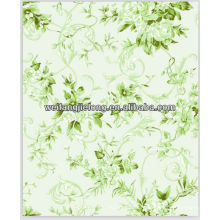 a lot stock Printed 100% Polyester Microfiber Fabric