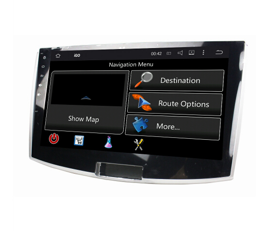 Android 7.1 car player for VW Magotan
