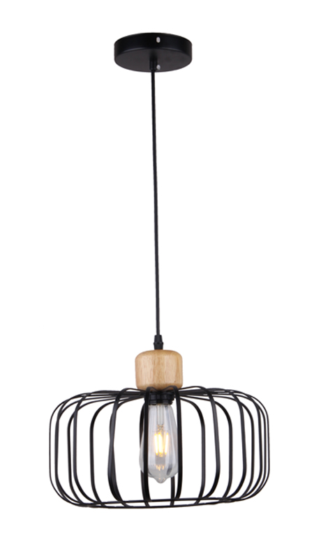Black European Modern Chandelier