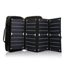2017 Chine fournisseur 26W portable portable pliable solaire mini panneau solaire