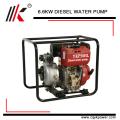 El precio de alta presión 4kw de la bomba de agua diesel fijó / la bomba de agua del motor diesel 5hp en la central eléctrica del generador de la dínamo