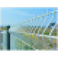 PVC de alta calidad recubierto 3D Bending Fence