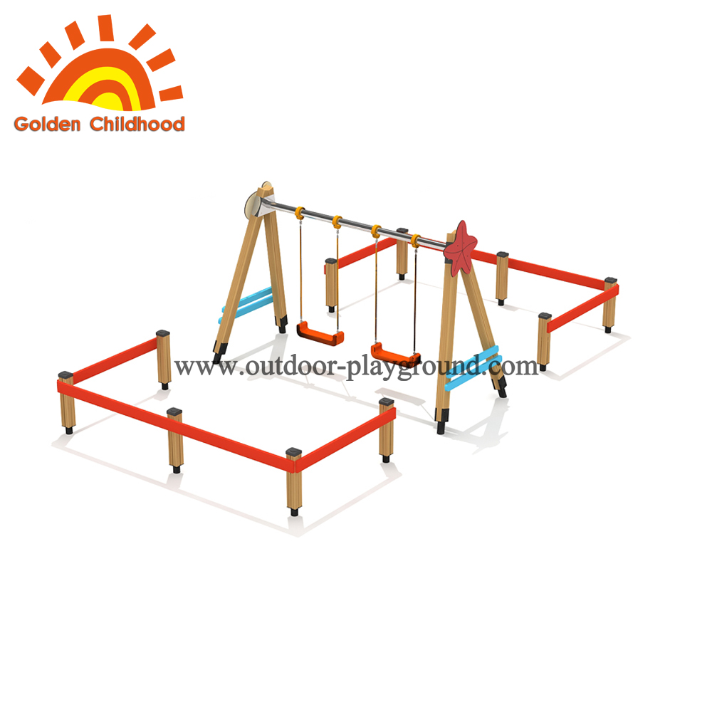 theme swing play structure