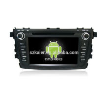 Quad core! Android 4.4 / 5.1 voiture dvd pour ALTO / CELERIO 2015 avec écran capacitif de 7 pouces / GPS / lien miroir / DVR / TPMS / OBD2 / WIFI / 4G