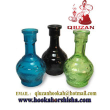 2014 Hot Selling Tobacco Glass Shisha Hookah Bottle