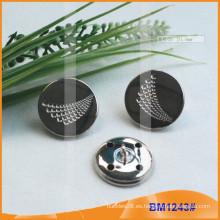 Botón de metal para chaqueta BM1243